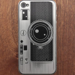 Luxe iPhone Steel cover