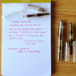 Another Look at the J. Herbin Rollerball (and Giveaway!)