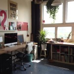 Mary Kate McDevitt's Sunlit Studio