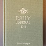 Preview: Frankie Daily Journal for 2014