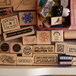 Rubber Stamp Organization