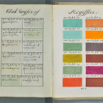 A 300-Year-Old Color Swatch Book