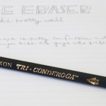 Review: Dixon Tri-Conderoga Pencil