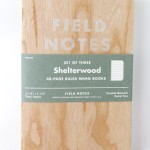 Field Notes: Shelterwood Edition