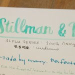 Review: Stillman & Birn Sketchbooks