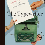 Cover Unveil: The Typewriter Book from Uppercase