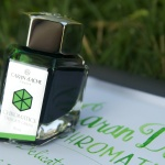 Review: Caran D'ache Chromatics INKredible Colors Delicate Green