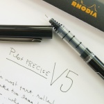 From The Archives: Pilot Precise V5
