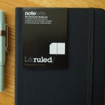 Review: Letts of London Noteletts Notebook