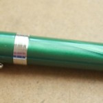 Review: Noodler's Ahab with Goulet Pens 1.1mm Italic Stub Nib