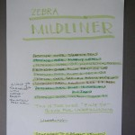 Review: Zebra Mildliner Pen in Mild Green