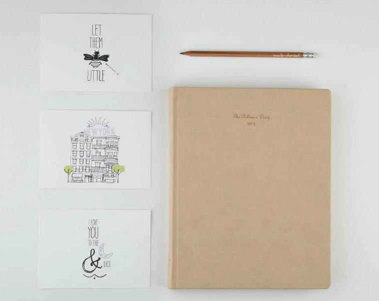 Marie Chantal Children's Diary 2015