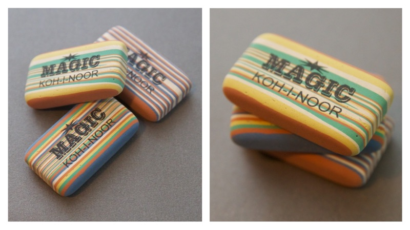 koh-i-noor magic erasers
