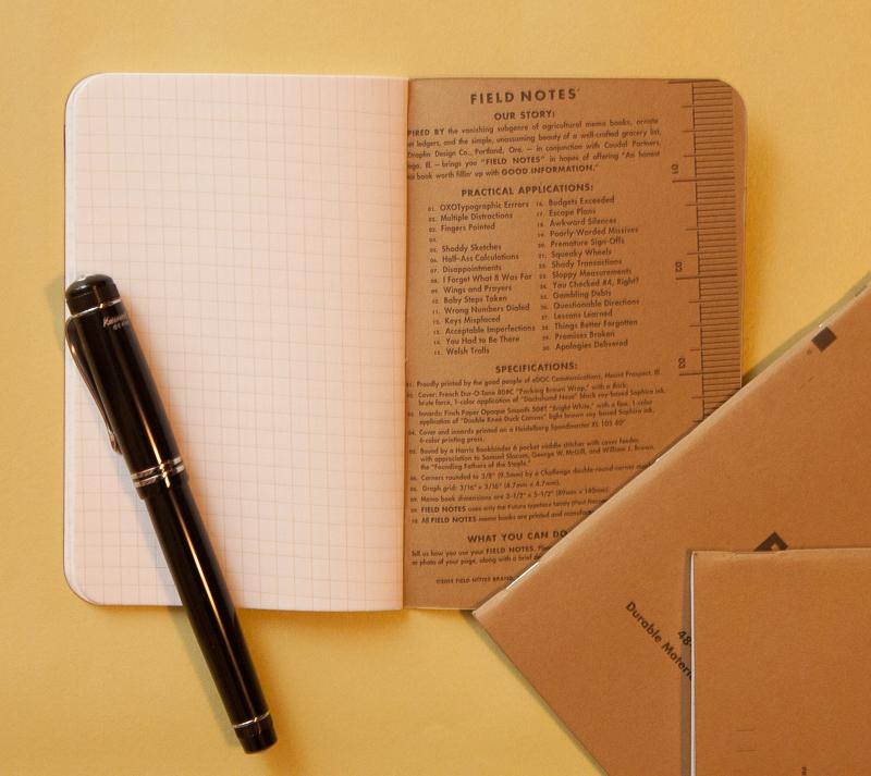Field Notes XOXO Edition