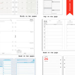 A Beginner's Dive into Ring-Bound Planners: Part 4 – Inserts