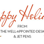 Giveaway: $25 Jet Pens Gift Certificate