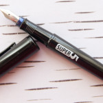 Review: Super5 0.5mm Italic Stub Fountain Pen