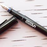 Review: Super5 0.5mm Italic Stub Fountain Pen