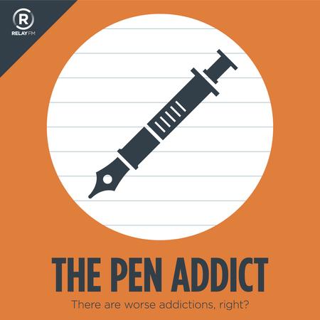 penaddict podcast logo
