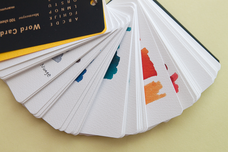 Maruman Word Cards