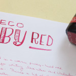 Ink Review: Kaweco Ruby Red