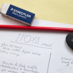 Pencil Review: Ito-Ya