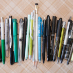 Pens for Notebook Testing