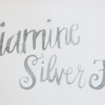 Ink Review: Diamine 150th Silver Fox