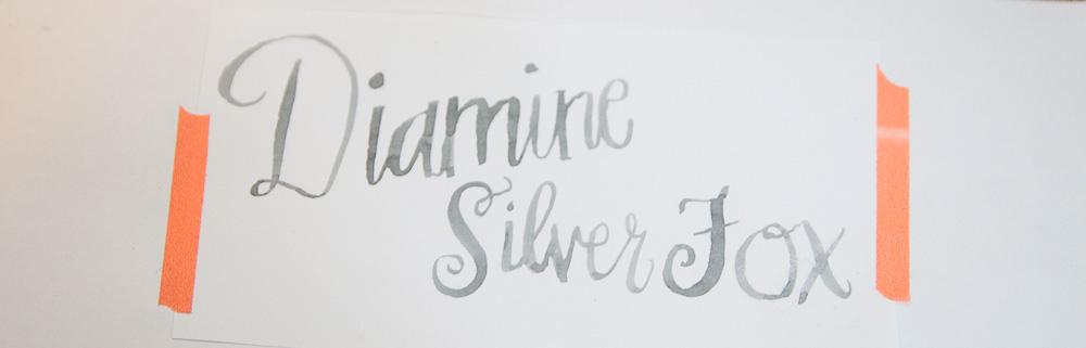 Diamine Silver Fox