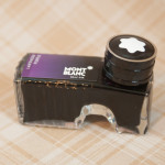 Ink Review: Montblanc Lavender Purple