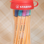 Review: Stabilo Point 88 Mini Fineliner  0.4 mm 18-Color Set