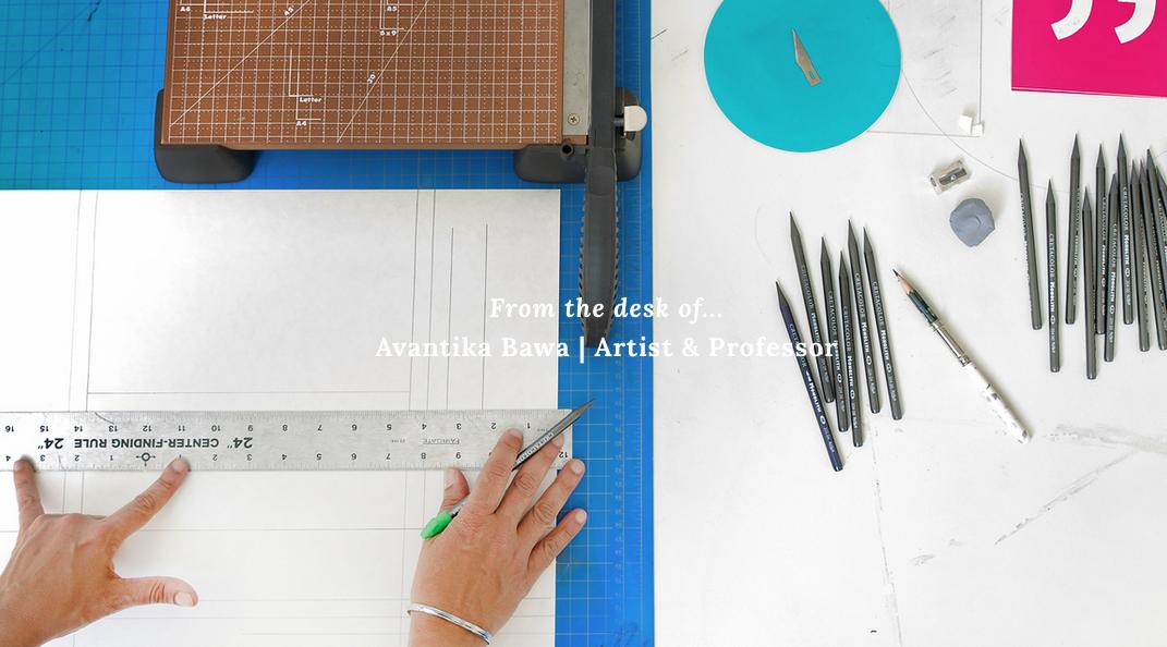 Desk Inspired: Bawa