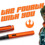 Giveaway: May The Fourth Be With You Lamy AL-Star Winner