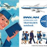 Midori Traveler's Notebook: Pan Am Edition