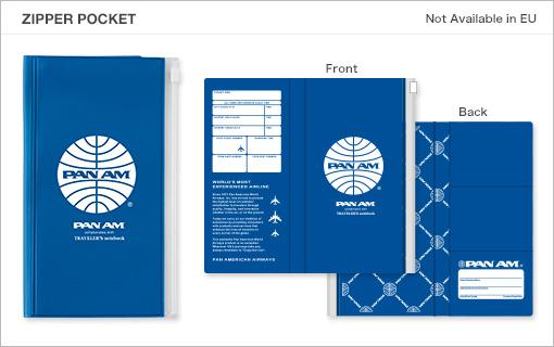 MTN Pan Am Edition Zip case