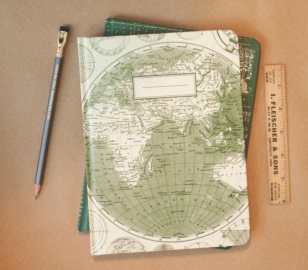Cognitive Surplus hardcover notebook