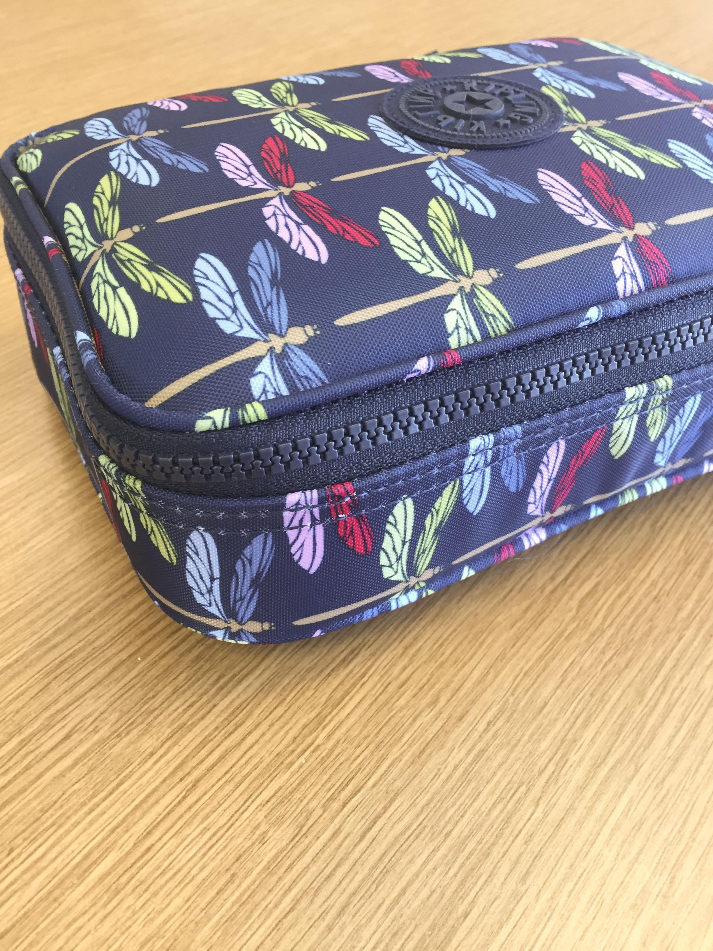 kipling 100 pen case