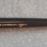 Review: Platinum Carbon Pen