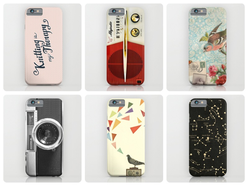 buy popular f4418 e376c Society 6 Phone Cases - The Well-Appointed Desk