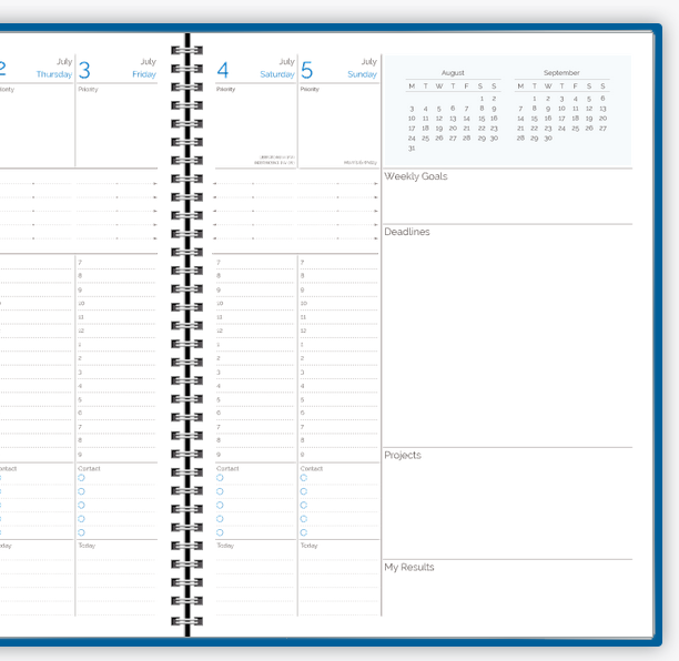 Agendio: A New Planner System