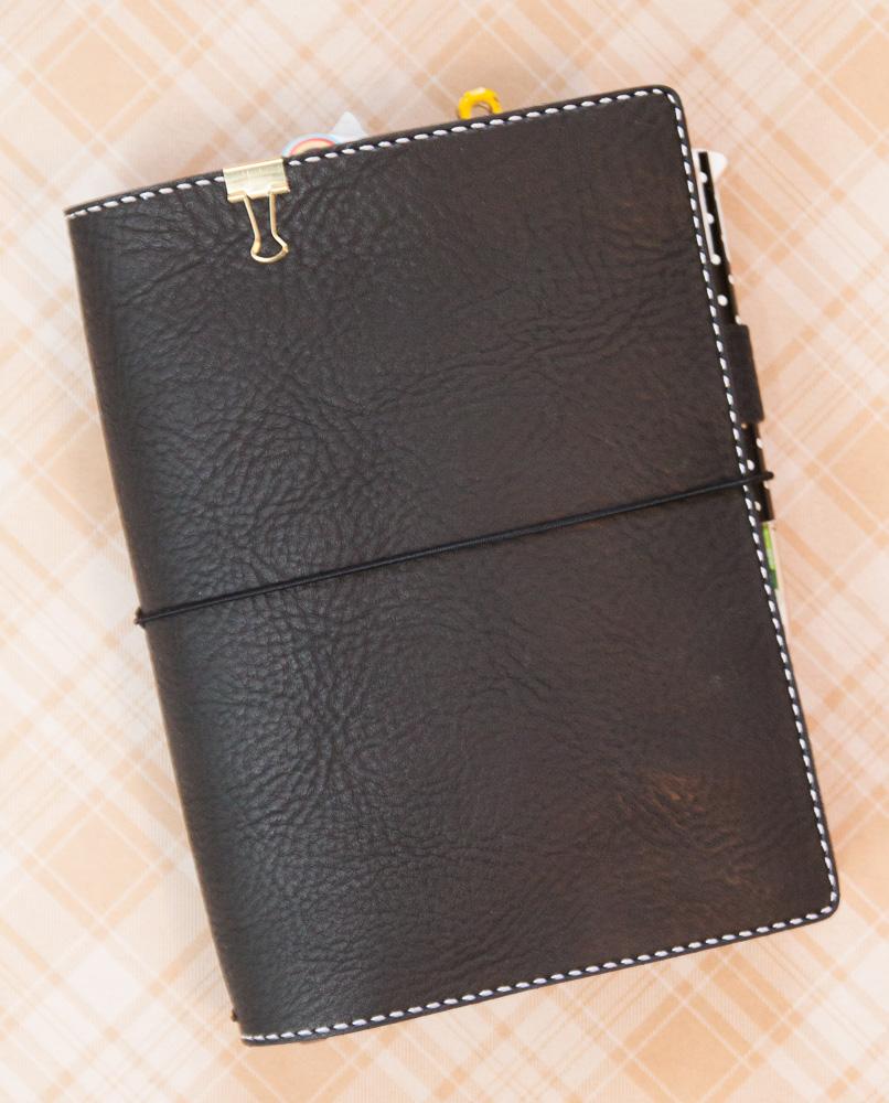Chic Sparrow Traveler S Notebook